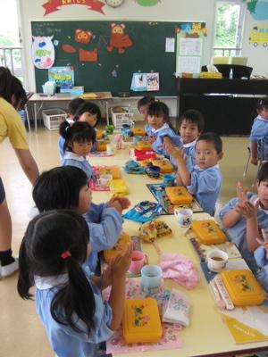 Inside Japanese Kindergarten Lunches The Takameter